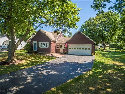 Photo of 499 Hollywood Boulevard, Webster, NY 14580 (MLS # R1287101)