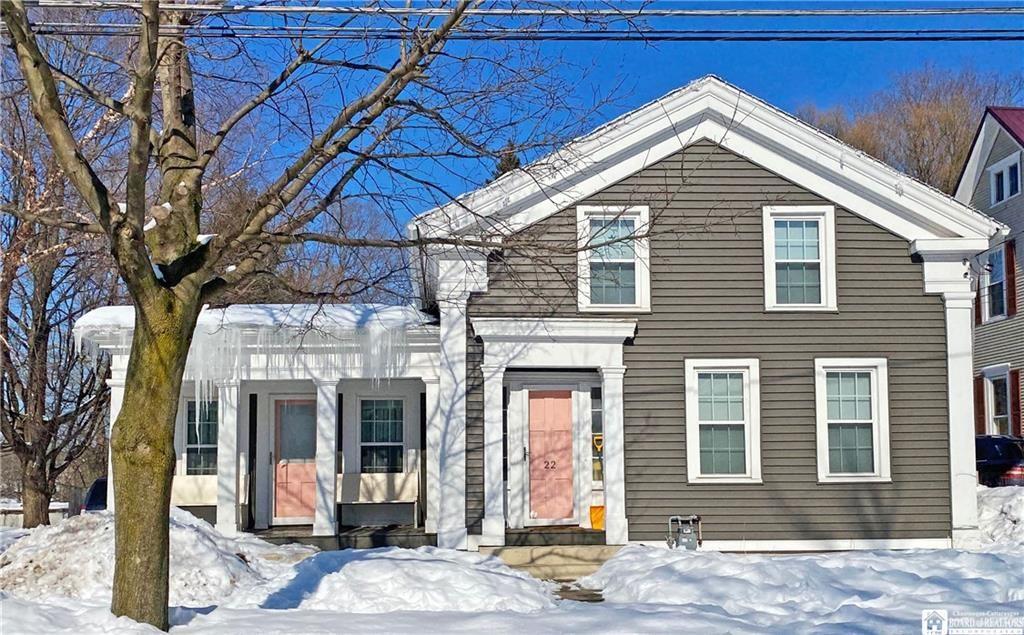 22 Spring Street, Fredonia, NY 14063 - #: R1320107