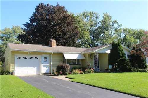 Photo of 100 Howedale Drive, Rochester, NY 14616 (MLS # R1223111)