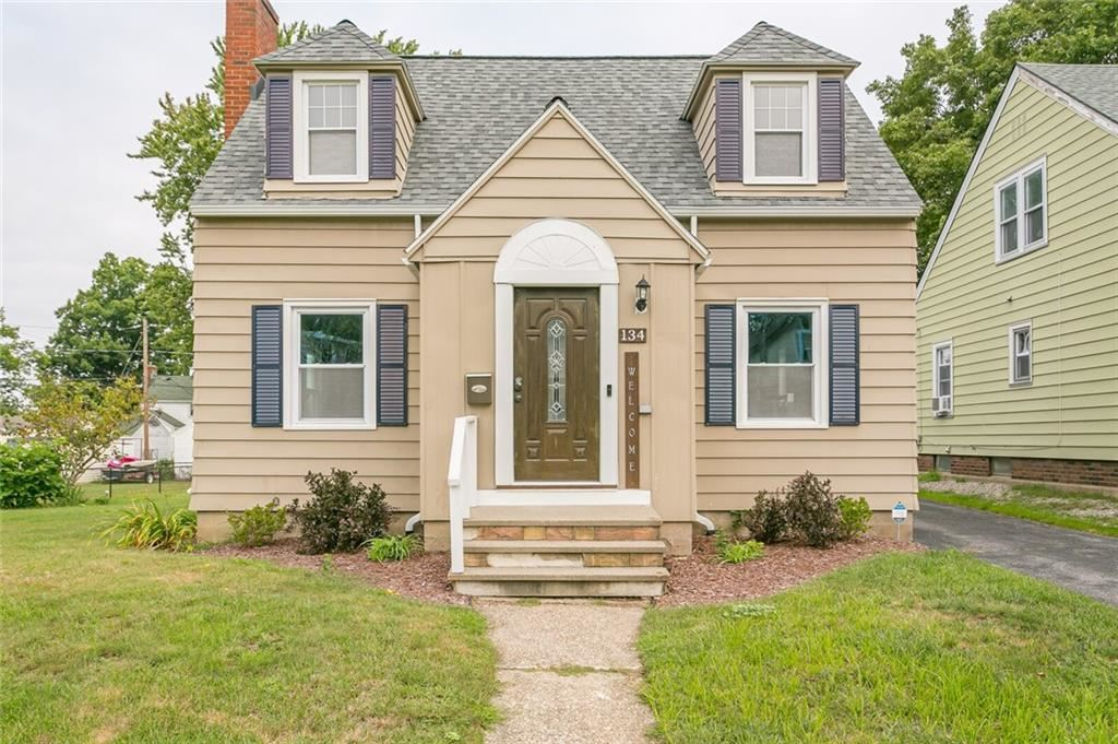 134 Strathmore Drive, Rochester, NY 14616 - MLS#: R1363111