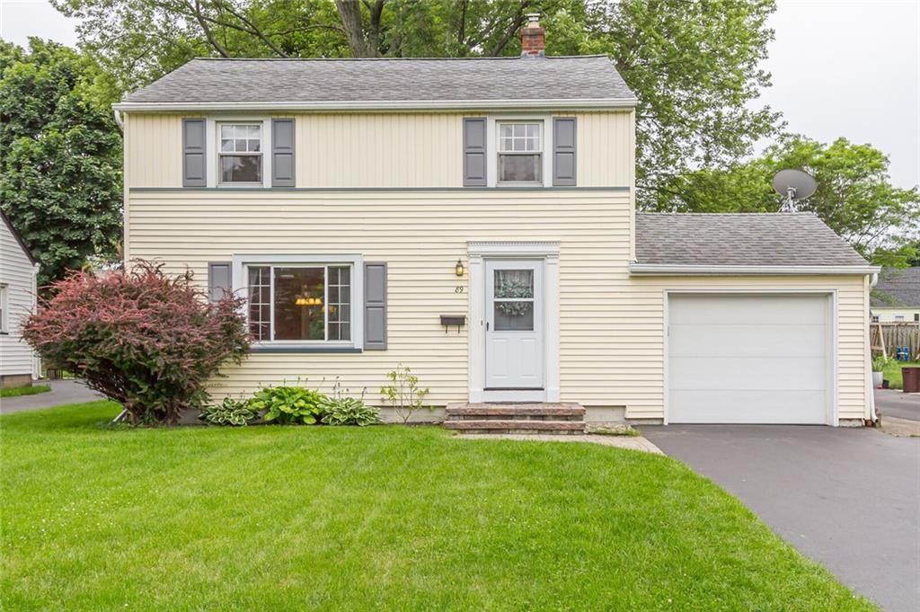 89 Vinton Road, Rochester, NY 14622 - MLS#: R1353112