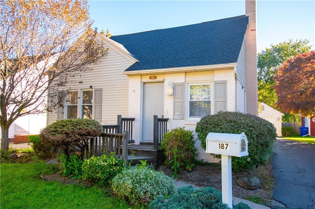 187 Forgham Road, Rochester, NY 14616 - MLS#: R1374113