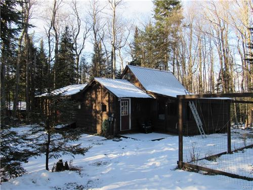 Photo of 219 Joy Tract Road, Old Forge, NY 13420 (MLS # S1227114)