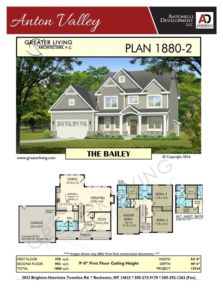 550 Valley Court, Victor, NY 14564 - #: R1303117
