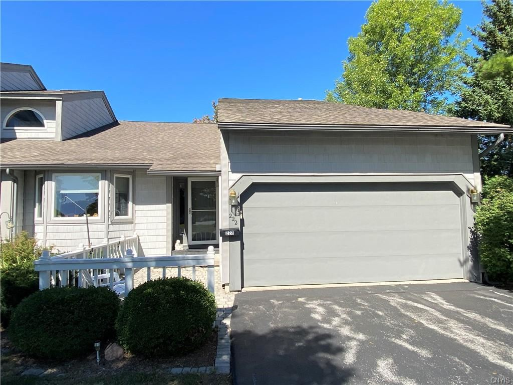 222 Summerhaven Drive S, East Syracuse, NY 13057 - #: S1295117