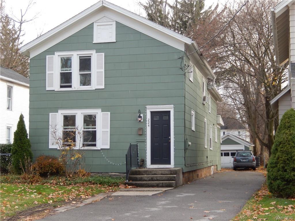 224 Pleasant Avenue, Hamburg, NY 14075 - #: B1307119