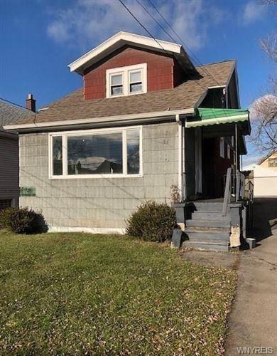 Tiny photo for 36 Connelly Avenue, Buffalo, NY 14215 (MLS # B1372122)