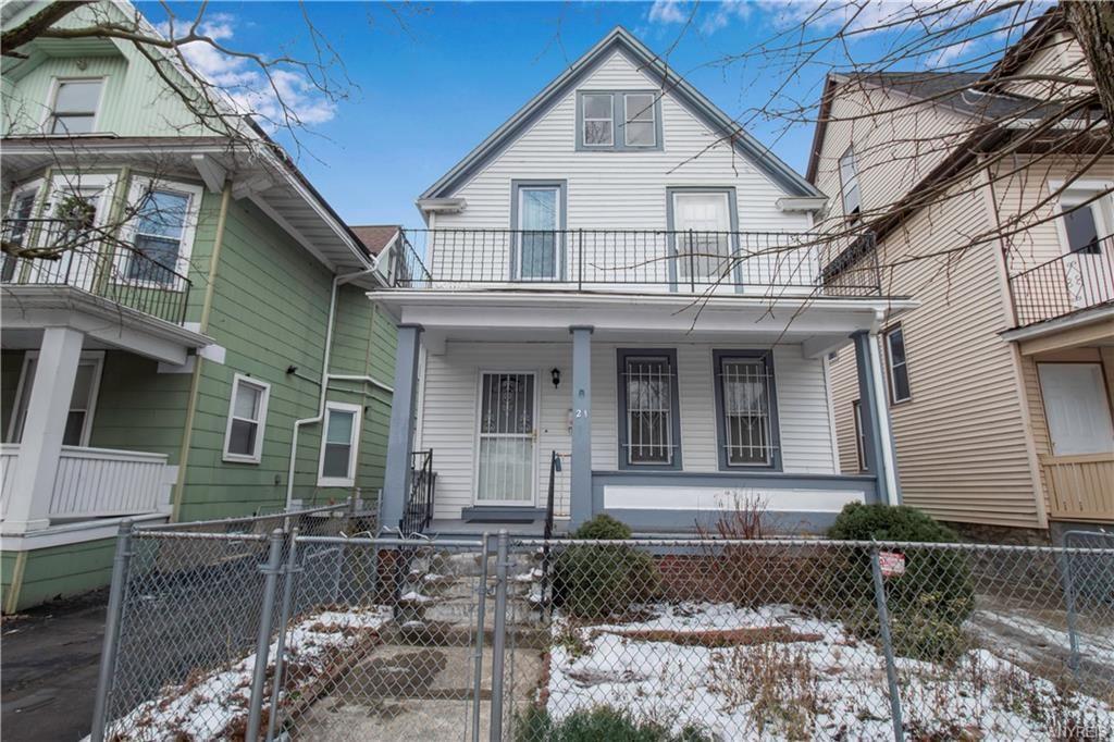 21 Baynes Street, Buffalo, NY 14213 - #: B1316124