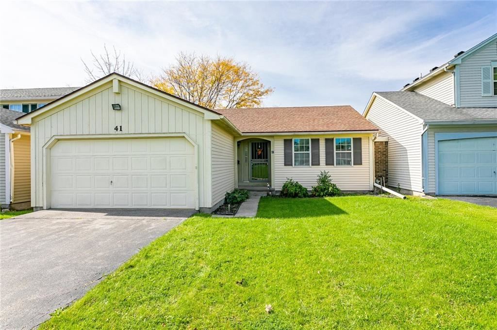 41 Hickory Manor Drive, Rochester, NY 14606 - MLS#: R1372126