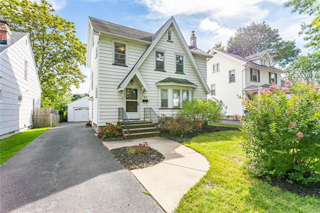 95 Colebourne Road, Rochester, NY 14609 - MLS#: R1368127