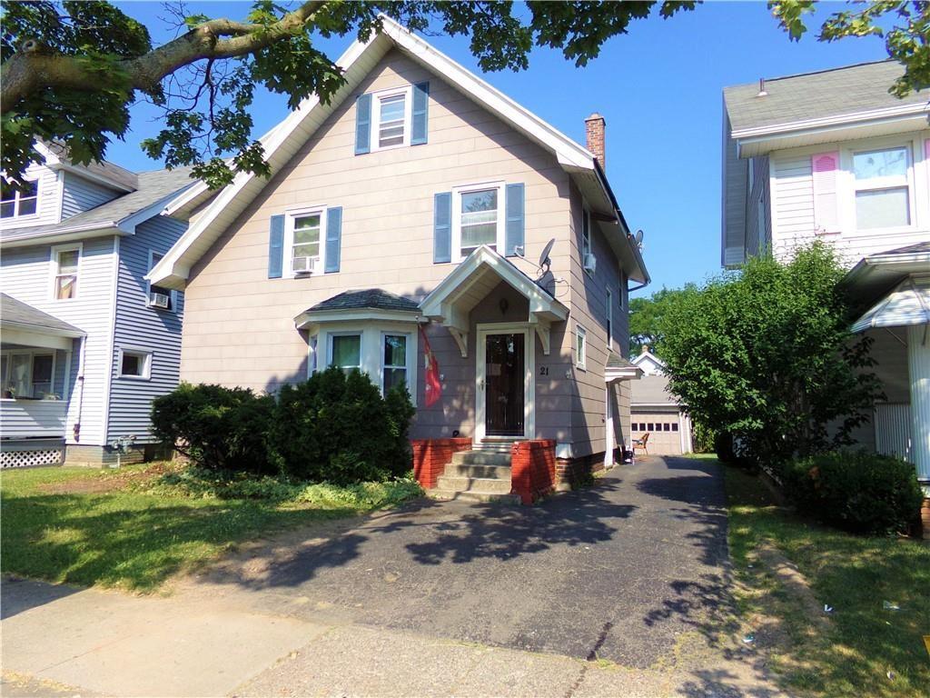 21 Dorset Street, Rochester, NY 14609 - #: R1278129