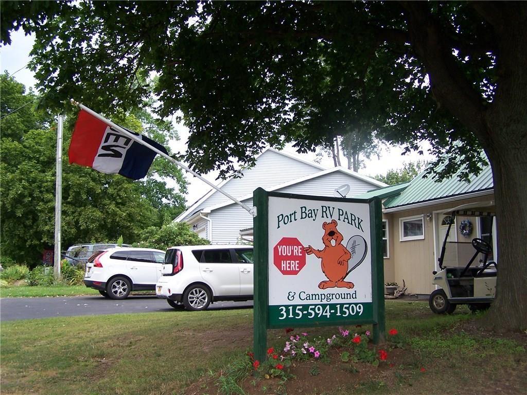 8346 E Port Bay Road, Wolcott, NY 14590 - #: R1285134