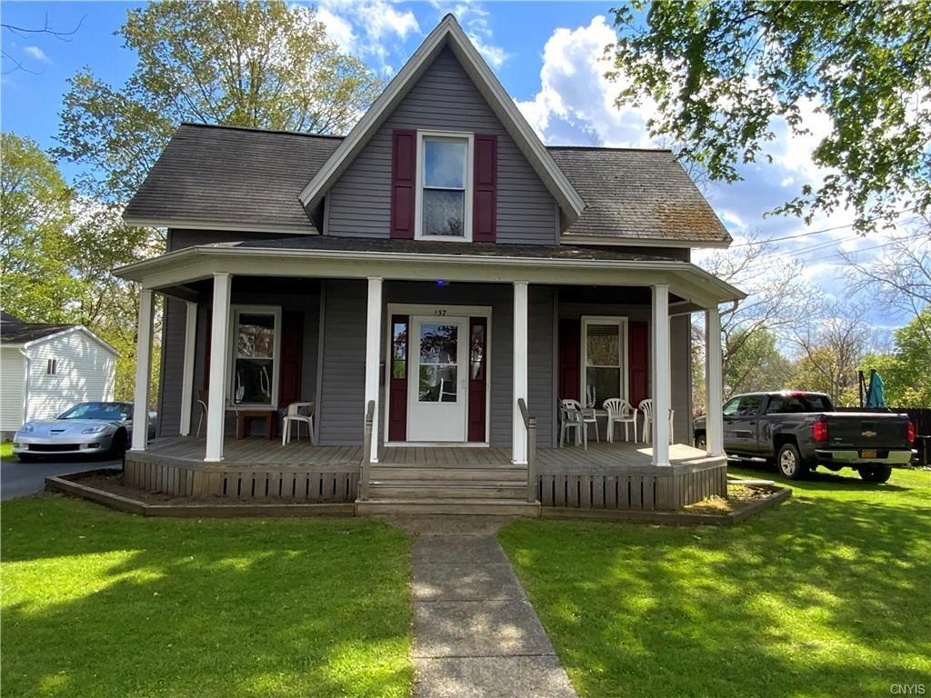 137 Owasco Street, Auburn, NY 13021 - MLS#: S1336139