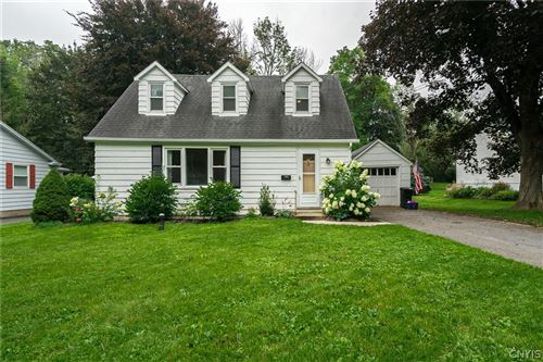 Photo of 3 Wilson Drive, Marcellus, NY 13108 (MLS # S1363143)