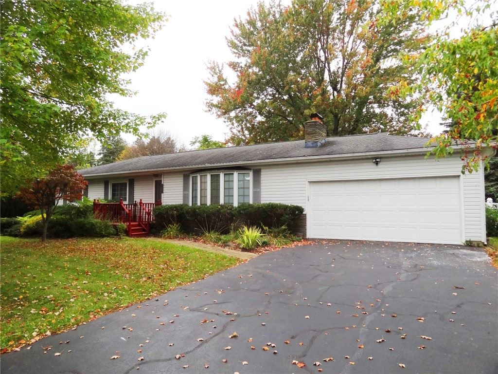 1011 Chili Center Coldwater Road, Rochester, NY 14624 - MLS#: R1371144