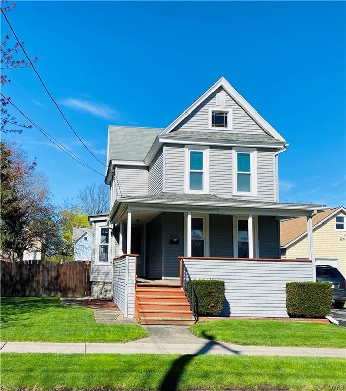 219 Kinne Street, East Syracuse, NY 13057 - MLS#: S1330147