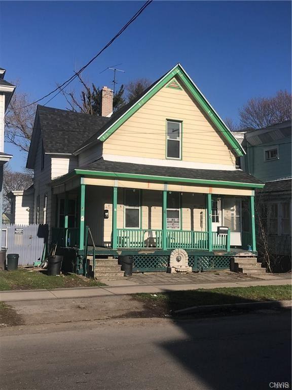 1411 Butternut Street, Syracuse, NY 13208 - MLS#: S1367148