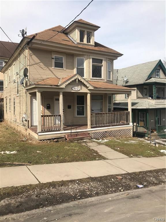 312 Arthur Street, Syracuse, NY 13204 - MLS#: S1367149
