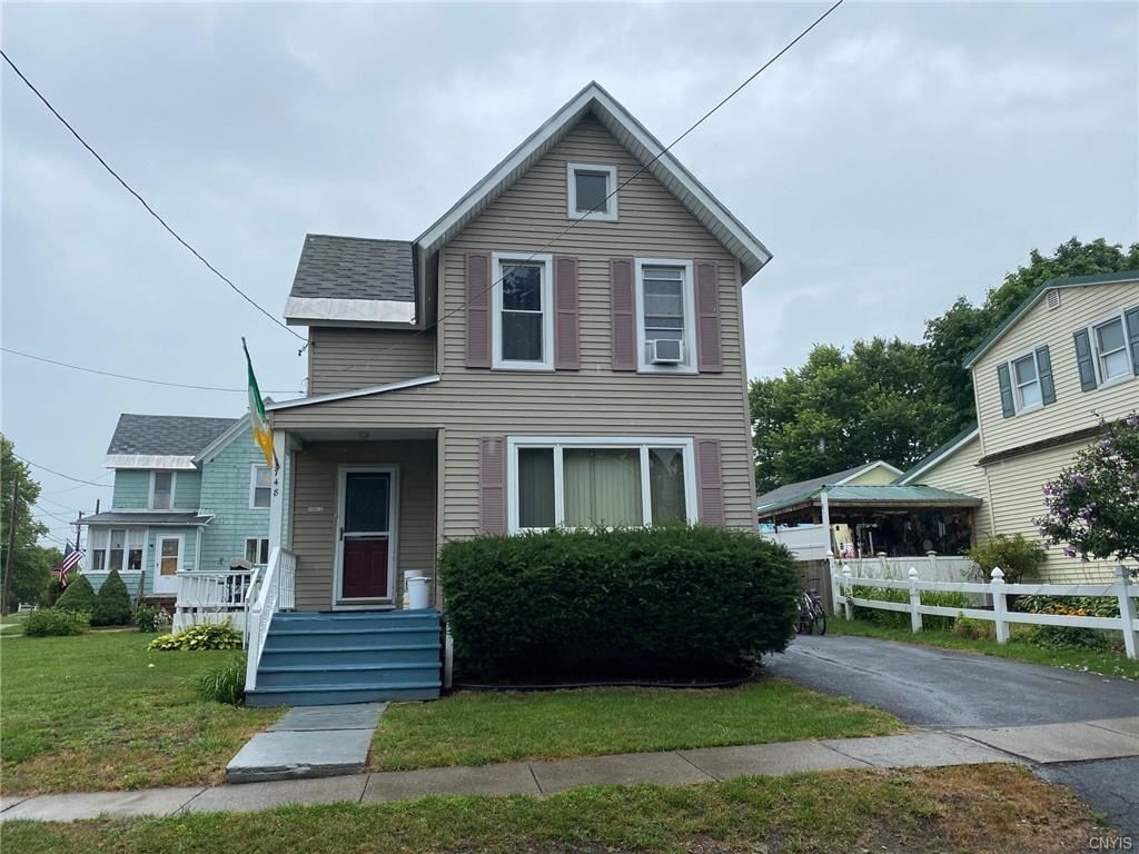 748 Griffin Street, Watertown, NY 13601 - #: S1284150