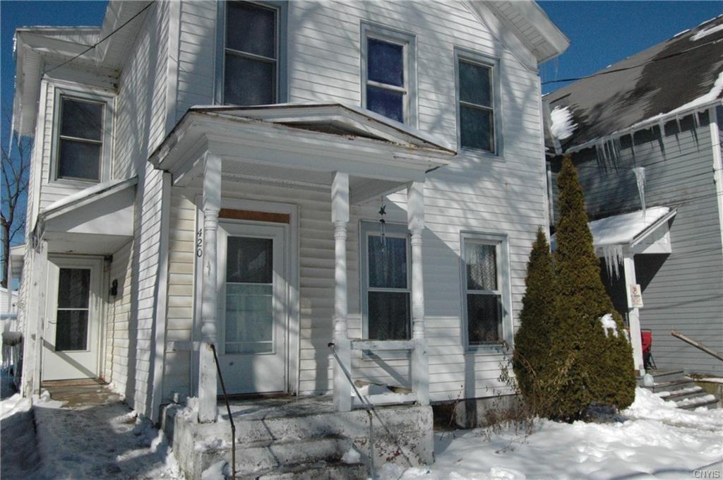 420 Milgate Street, Utica, NY 13501 - MLS#: S1318150