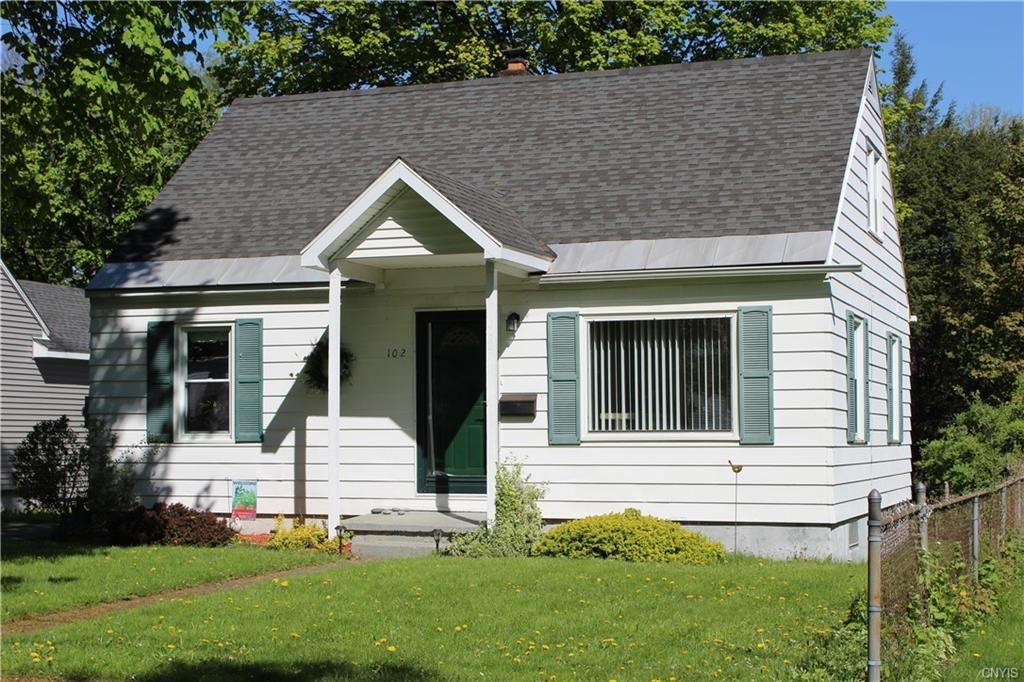 102 Hopson Street, Utica, NY 13502 - MLS#: S1336150