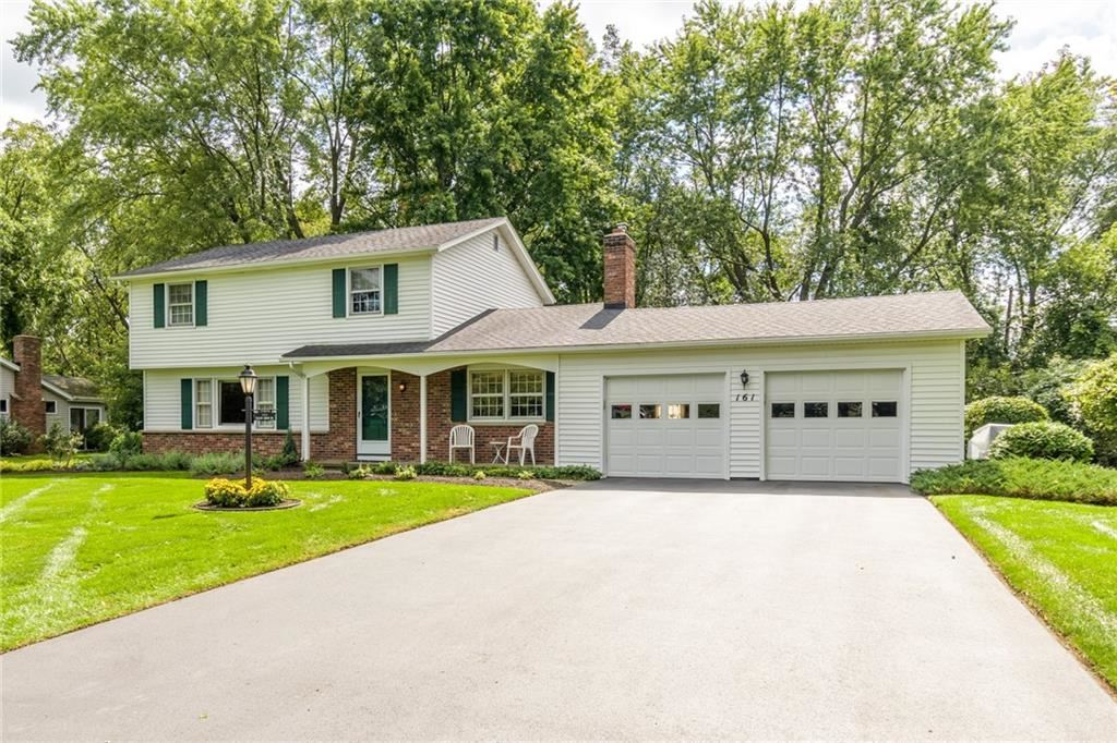 161 Valley Green Drive, Penfield, NY 14526 - MLS#: R1367153
