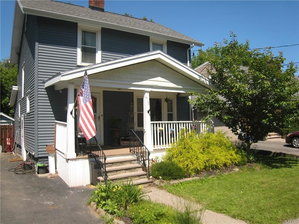 416 Hillsdale Avenue, Syracuse, NY 13206 - MLS#: S1344153