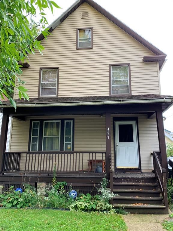 493 Frost Avenue, Rochester, NY 14611 - MLS#: R1374154