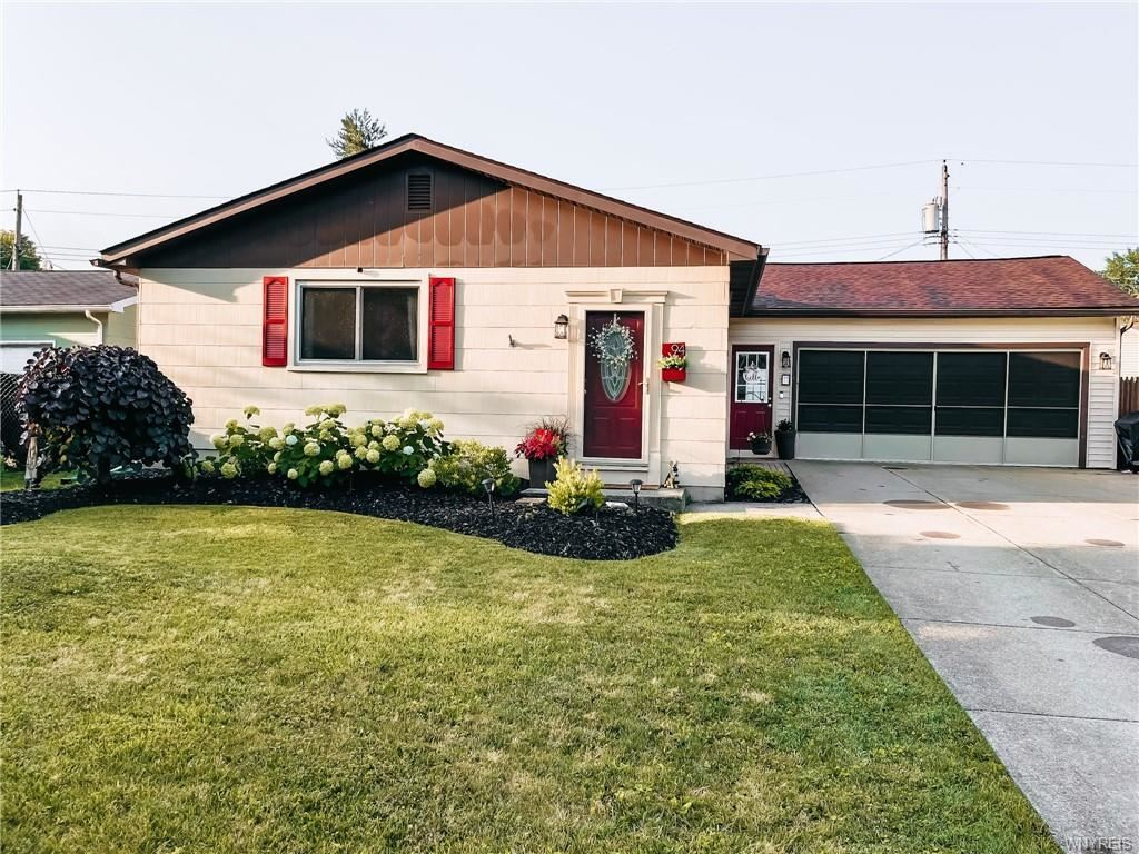 94 Gregory Court, Depew, NY 14043 - #: B1356160