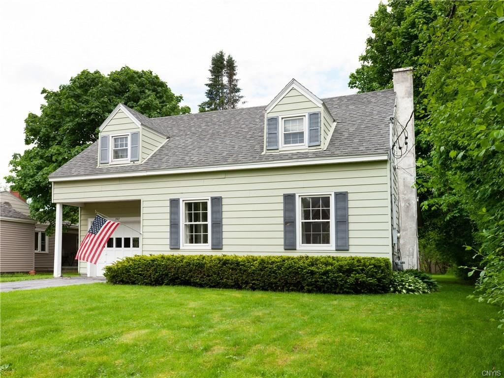 747 Ball Avenue, Watertown, NY 13601 - #: S1269163
