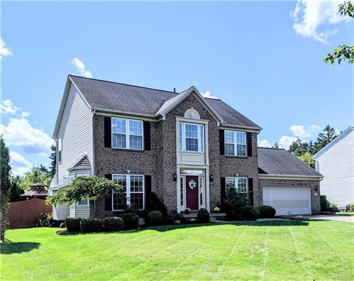 Photo of 8081 Highland Farms Drive, East Amherst, NY 14051 (MLS # B1366165)