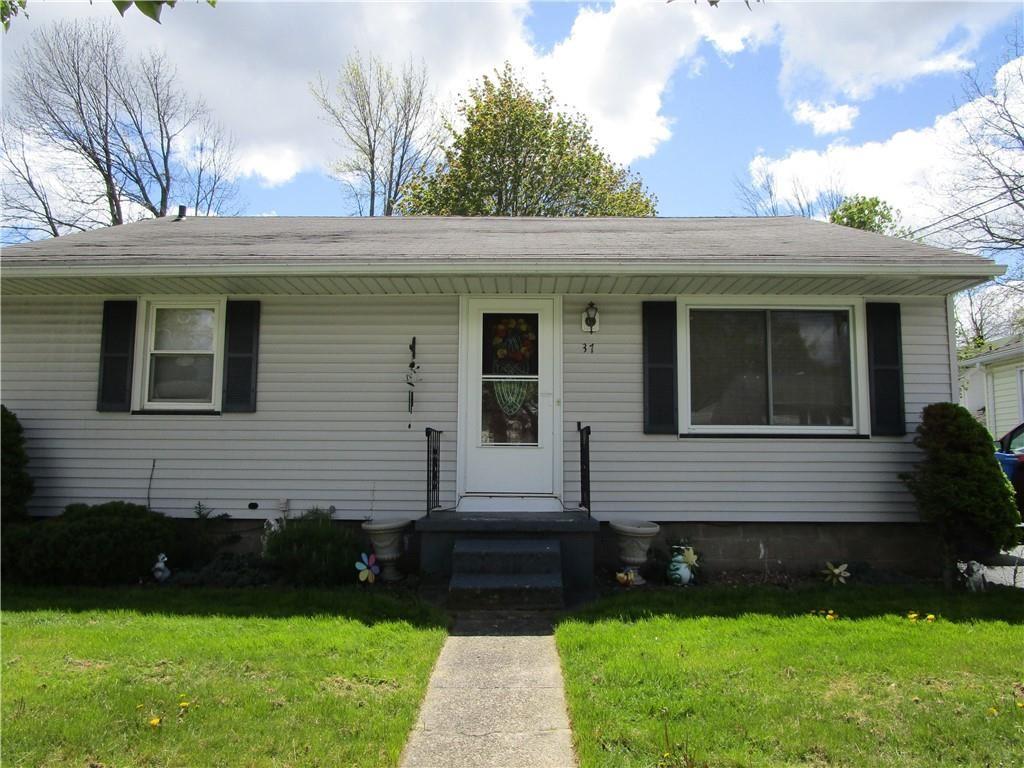 37 Hamlin Street, Rochester, NY 14615 - #: R1336165