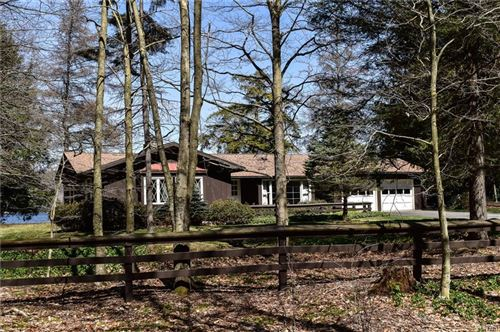 Photo of 411 S Shore Acres Road, Old Forge, NY 13420 (MLS # S1260167)
