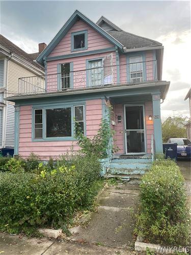 Photo of 526 Plymouth Avenue, Buffalo, NY 14213 (MLS # B1374170)