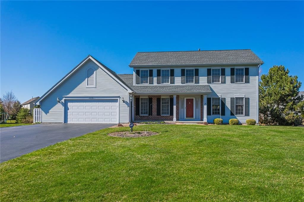 1479 Chigwell Lane N, Webster, NY 14580 - #: R1258170