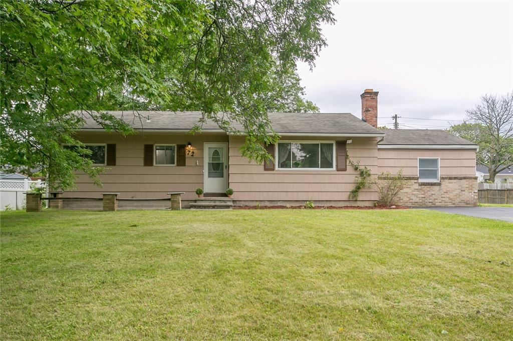 72 Guildhall Road, Rochester, NY 14623 - MLS#: R1365171