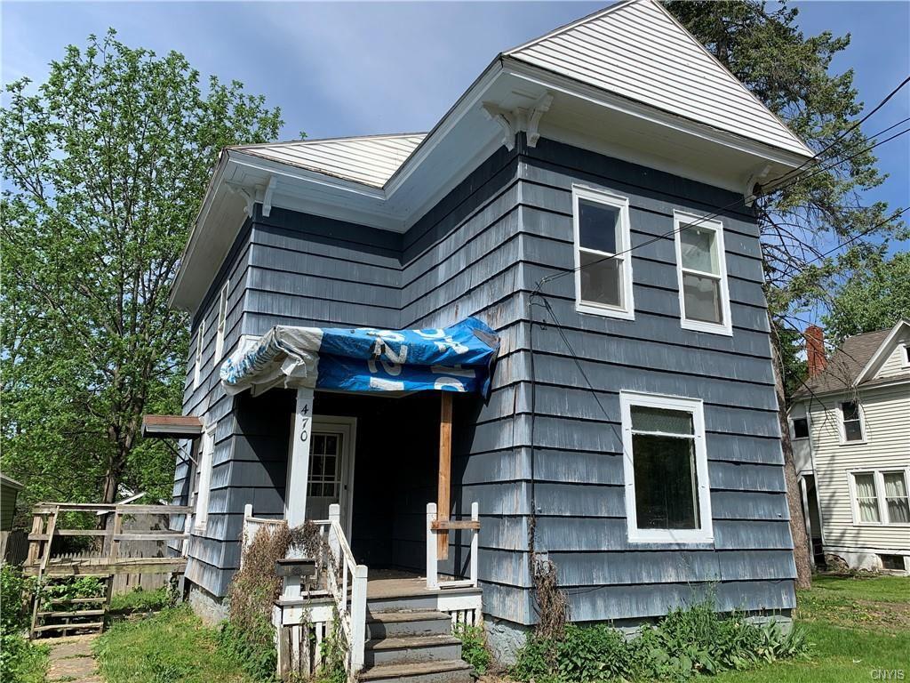 470 W 4th Street S, Fulton, NY 13069 - MLS#: S1340171