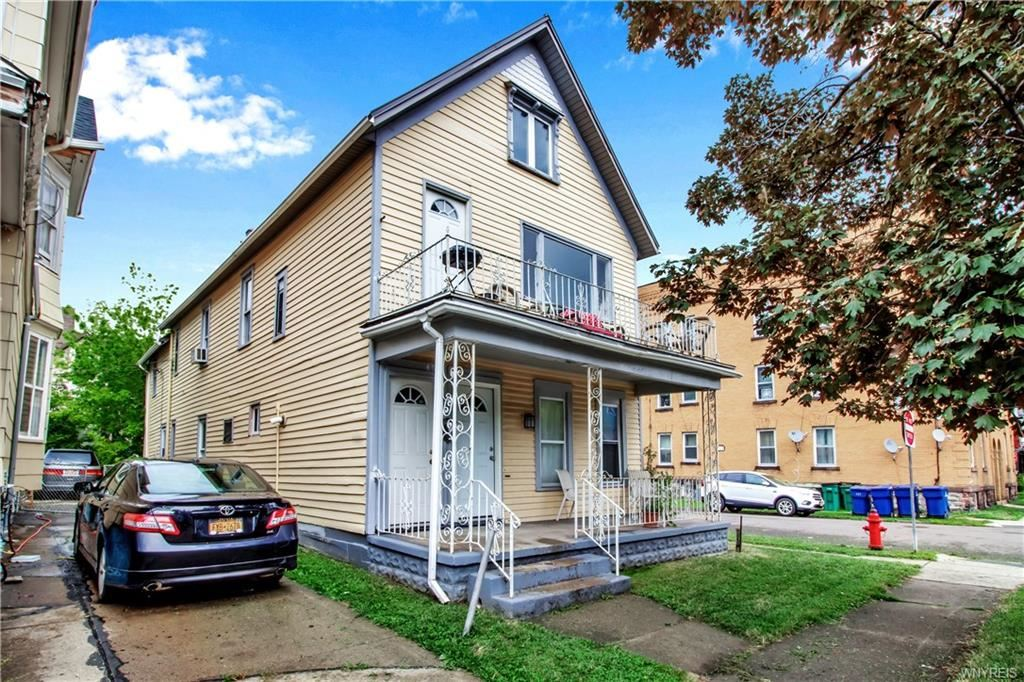 456 W Ferry Street, Buffalo, NY 14213 - #: B1307172