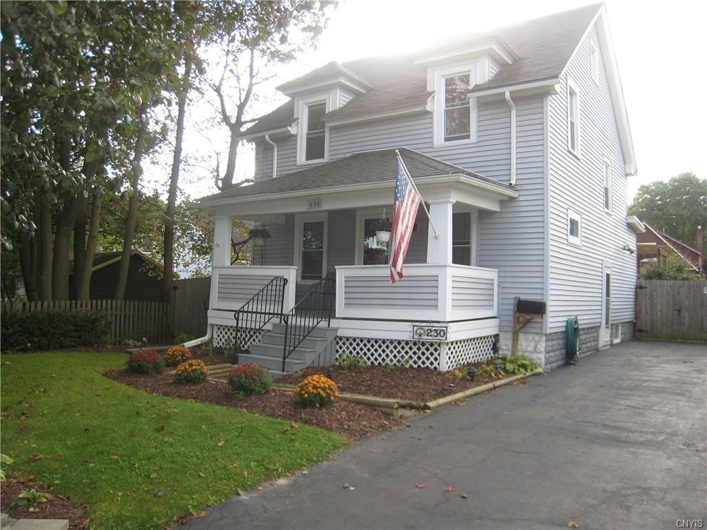 230 Columbia Avenue, Syracuse, NY 13207 - MLS#: S1367172