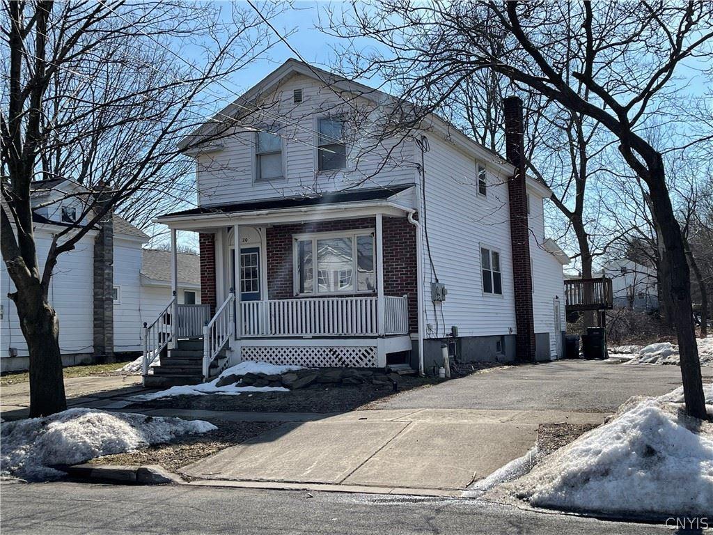 20 E Van Buren Street, Oswego, NY 13126 - MLS#: S1322175