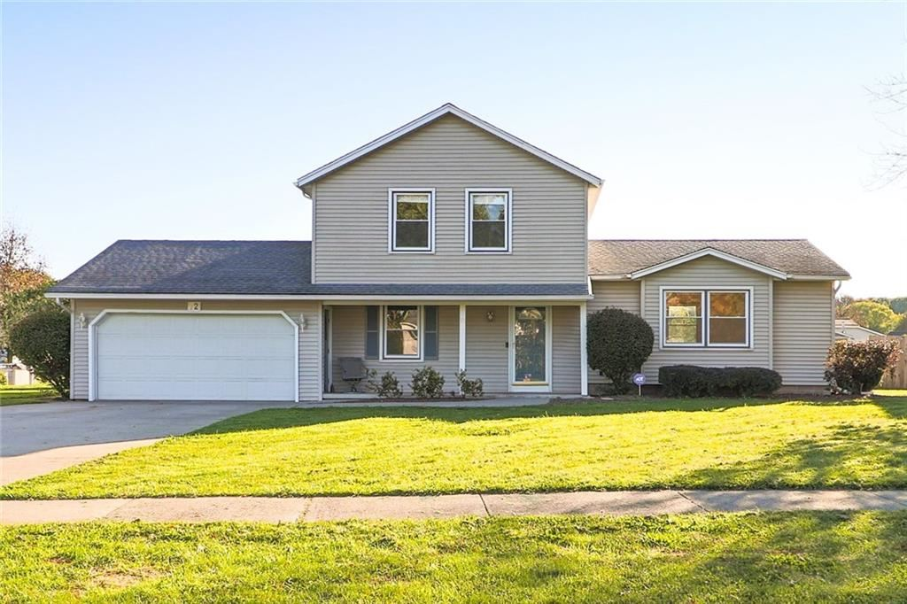 72 Guinevere Drive, Rochester, NY 14626 - MLS#: R1372177