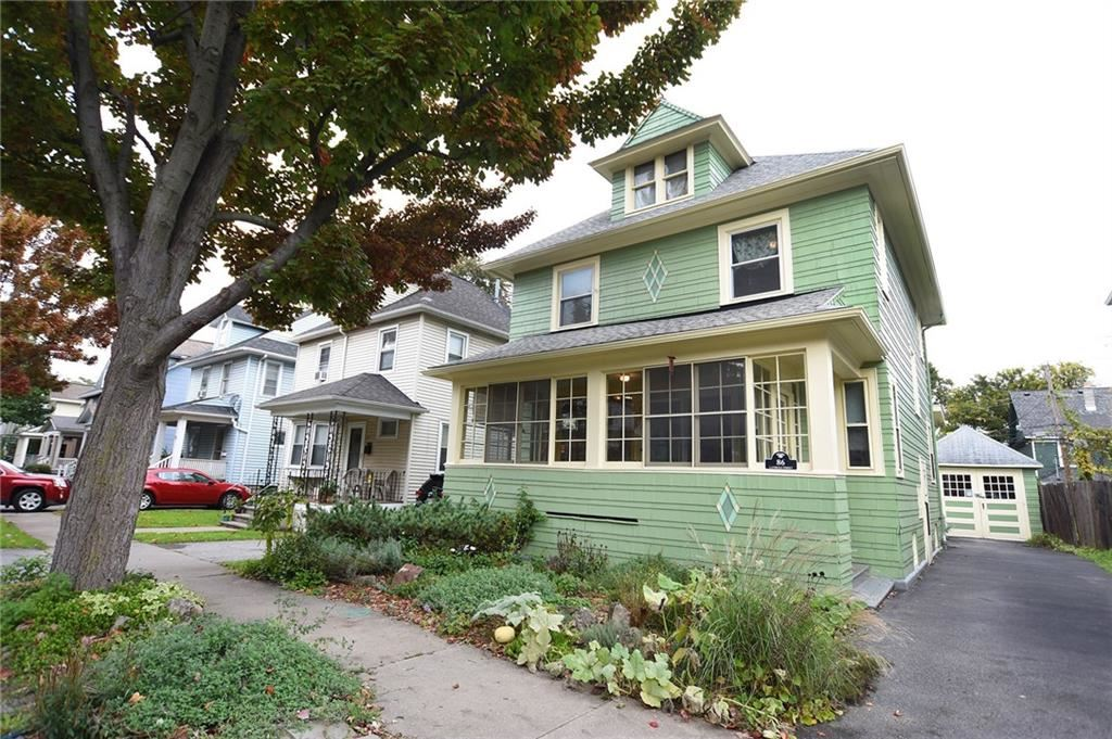 86 Lansdale Street, Rochester, NY 14620 - MLS#: R1373180