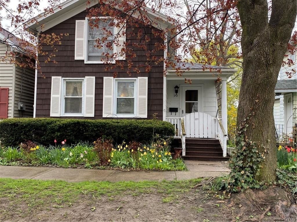 90 W 8th Street, Oswego, NY 13126 - MLS#: S1333182