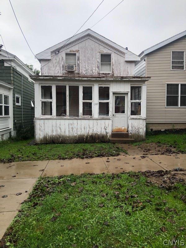 249 W 3rd Street, Oswego, NY 13126 - MLS#: S1367184