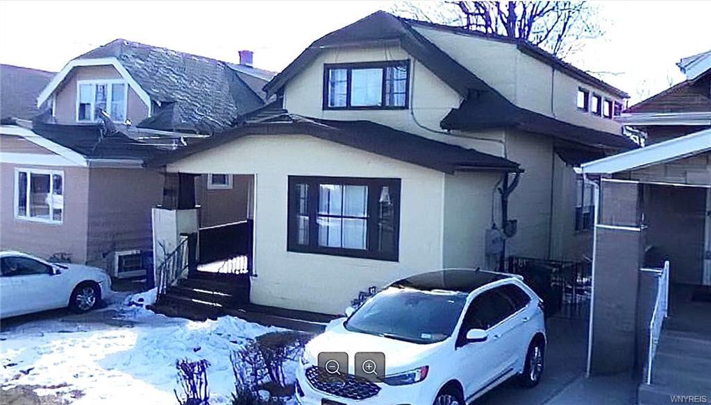 39 Burlington Avenue, Buffalo, NY 14215 - #: B1326188