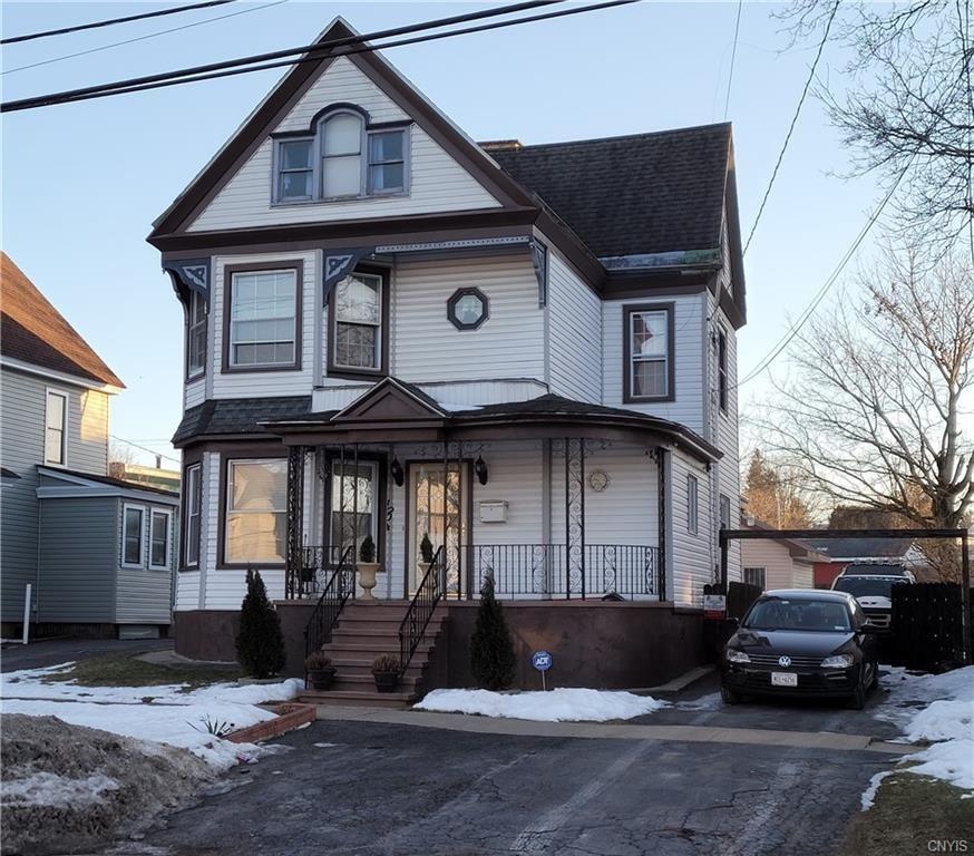 1004 Rutger Street, Utica, NY 13501 - MLS#: S1322190