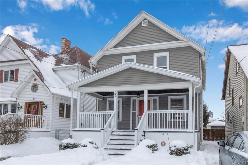 33 Bloomfield Avenue, Buffalo, NY 14220 - #: B1320191