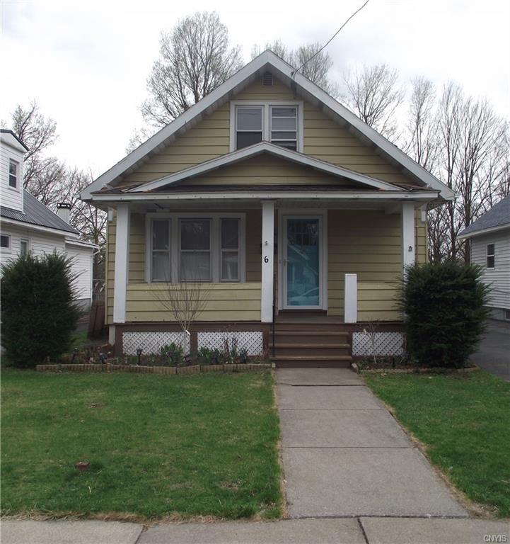 6 Minot Place, Utica, NY 13502 - MLS#: S1329191