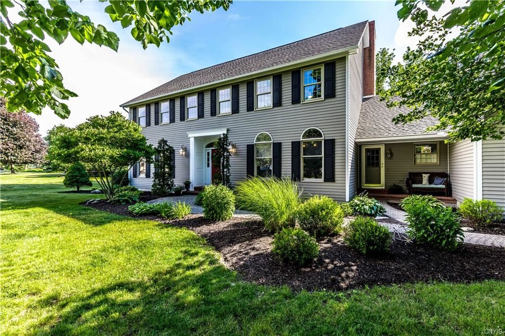 8380 Turnberry Drive, Manlius, NY 13104 - #: S1276193