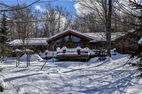 Photo of 122 Deer Meadows Road, Old Forge, NY 13420 (MLS # S1343195)